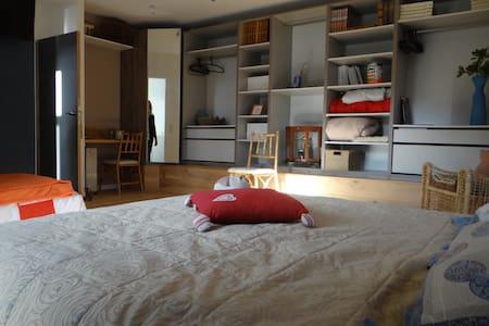 Chambre d'Hotes - calme assuré 2/3p - Château-Gontier