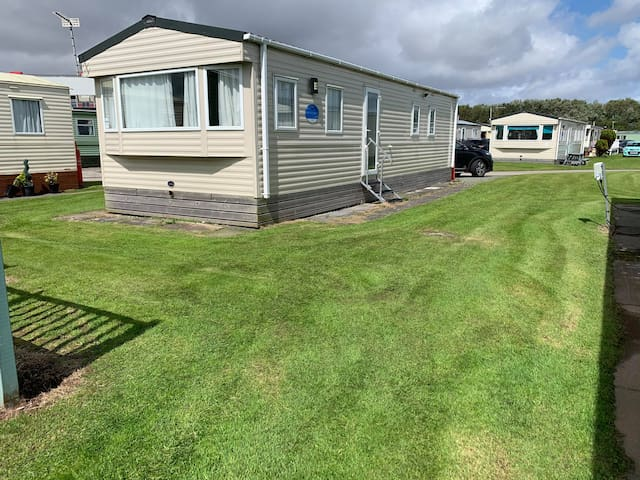 Static Caravan in Ocean Edge Holiday Park