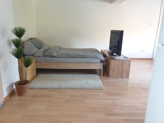 Ferienwohnung  in  Wöllstein. Sanierung 2018