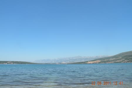 BEST PLACE TO EXPLORE CROATIA - Gornji Karin - Apartment