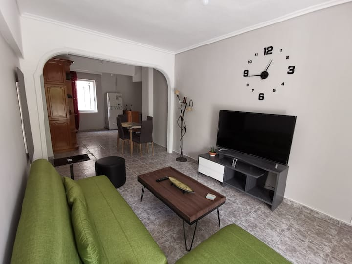 ★Downtown Apartment with 2 Big bed&View★