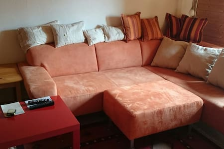 Sonniges Zimmer mitten in der City & ruhig :-)) - Mindelheim - Rumah