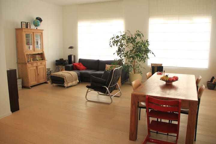 Spacious & cosy house close to the city centre - Gent - House