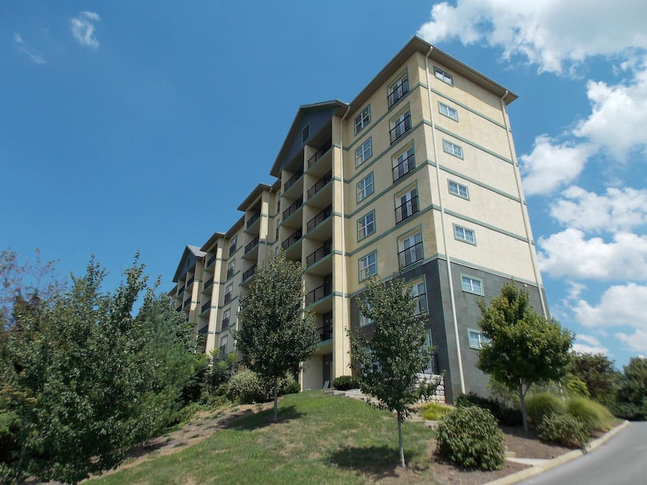 Mountain View Condos on the Pigeon Forge Parkway