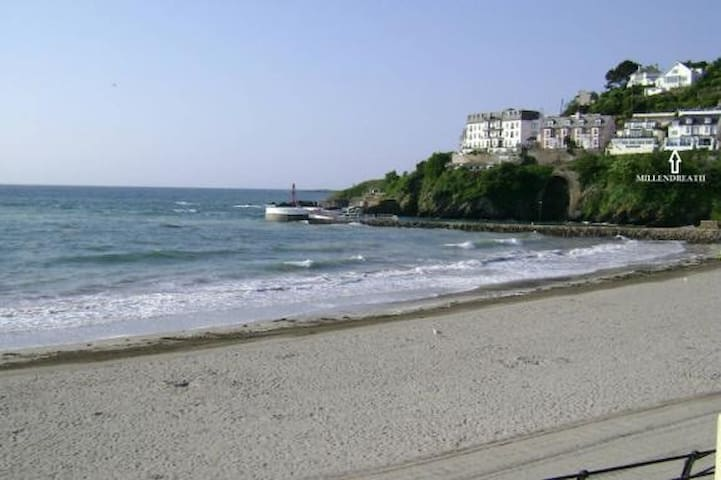 Great Looe flat, amazing sea views - Looe - Appartement