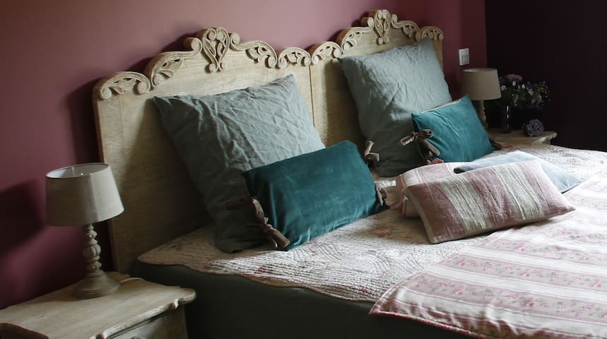 A Bohemian Escape ... - Écully - Bed & Breakfast
