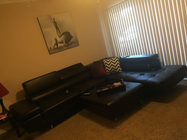 Luxury apt/king bed/garden tub - Austin - Apartament