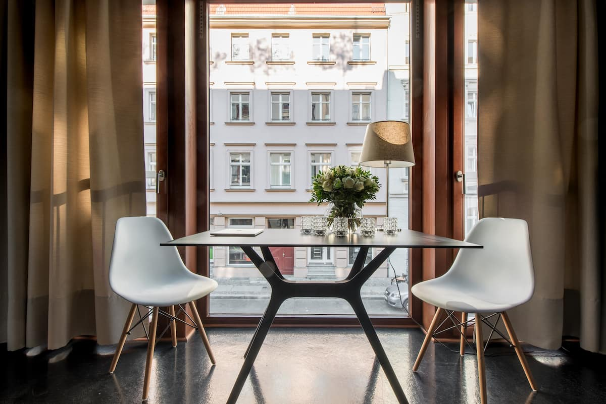 Walk to Mitte's Museum from a Luxurious Design Studio