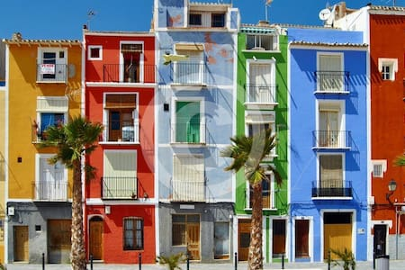 CASA JOYOSA -APP 2 MINS TO BEACH-5P - La Vila Joiosa
