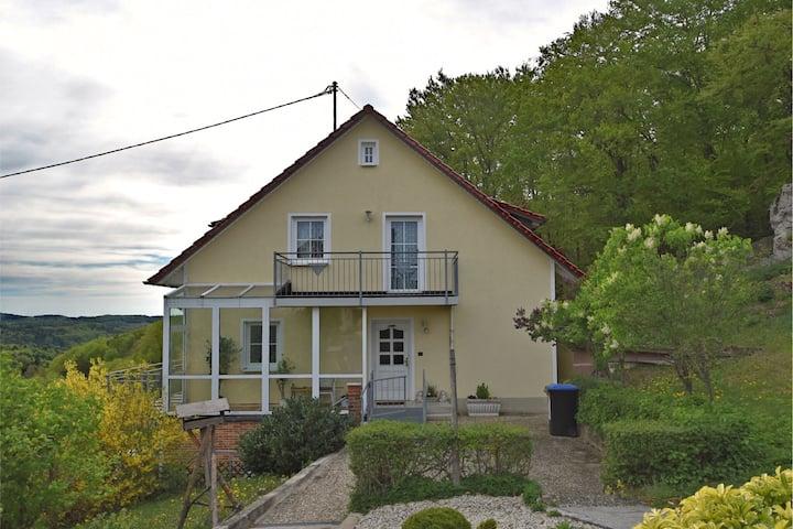 Apartamento de lujo en Wichsenstein, Baviera cerca del bosque