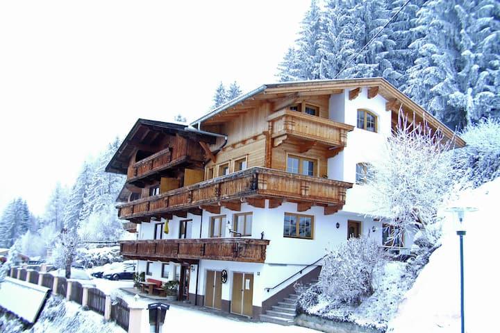 Scenic Apartment in Zell am Ziller-Gerlosberg with Garden