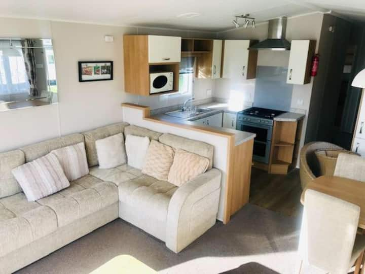 California Cliffs Holiday Park F50. Pets Welcome