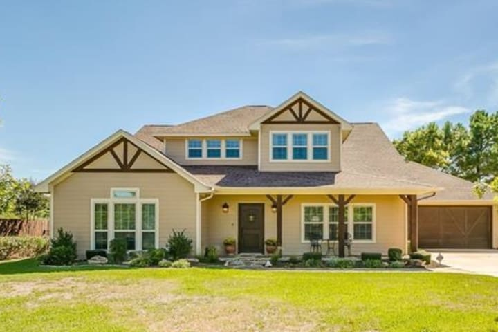 XL Custom Home in Country close to Dfw/Arlington - Burleson - Ev