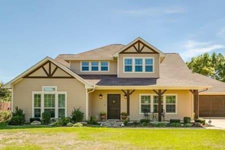 XL Custom Home in Country close to Dfw/Arlington - Burleson - Ház