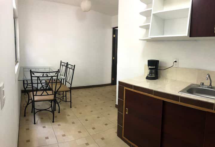 Nice apartment in Oaxaca City