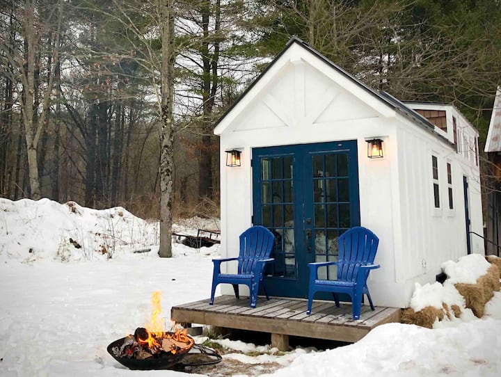 The Green Mountain Tiny House