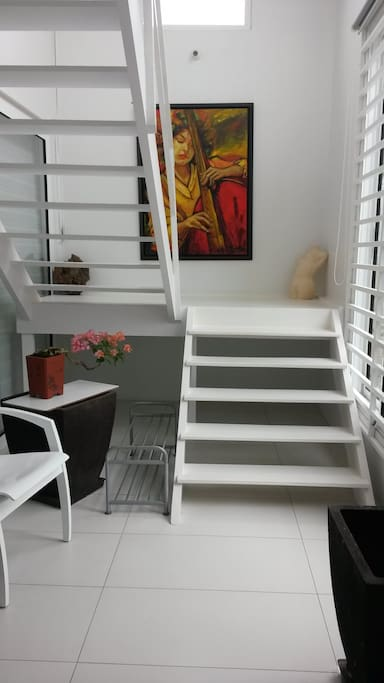 Trap/Stairs