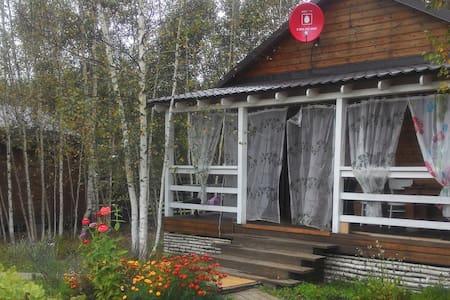 Отдельный уютный домик для Вас