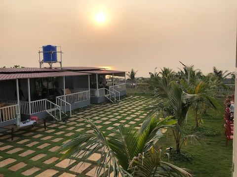 Mysha's Hill and Sea Stay (2 Bedrooms) Kashid