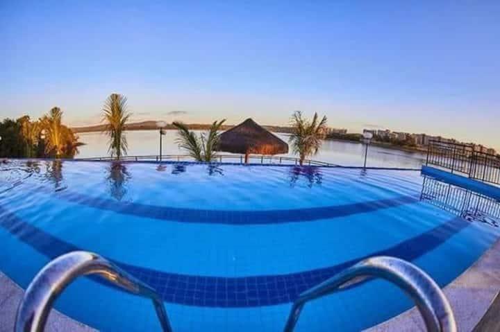 Ilhas do Lago, Resort de luxo para até 8 pessoas