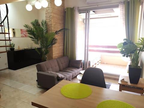 Appartement 37 m² à CARNON OUEST