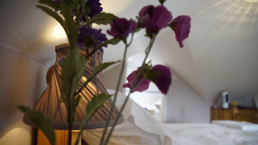 Ensuite Romantic Luxury in Charming Home. - Romsey - Bed & Breakfast