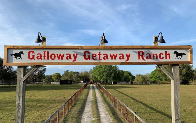 Galloway Getaway Ranch