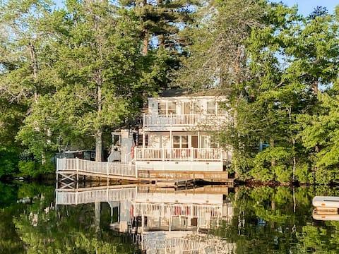 ☀️ Johnson Point Cottages - Morningside