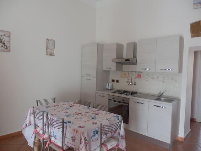 La casa di Agatha - Porto Empedocle - Apartamento