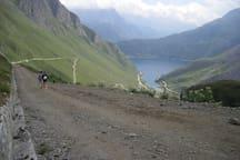 Val Formazza - Lago Morasco