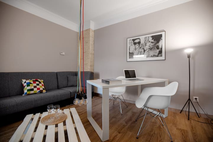Atelier uznanego Architekta do wynajęcia