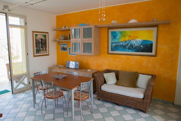 Casa Vacanze Salento, sul Mare, Torre Pali - Torre Pali