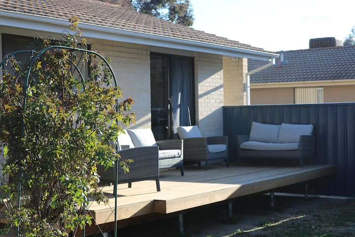 Stay in Canberra,  renovated 3 bedroom house