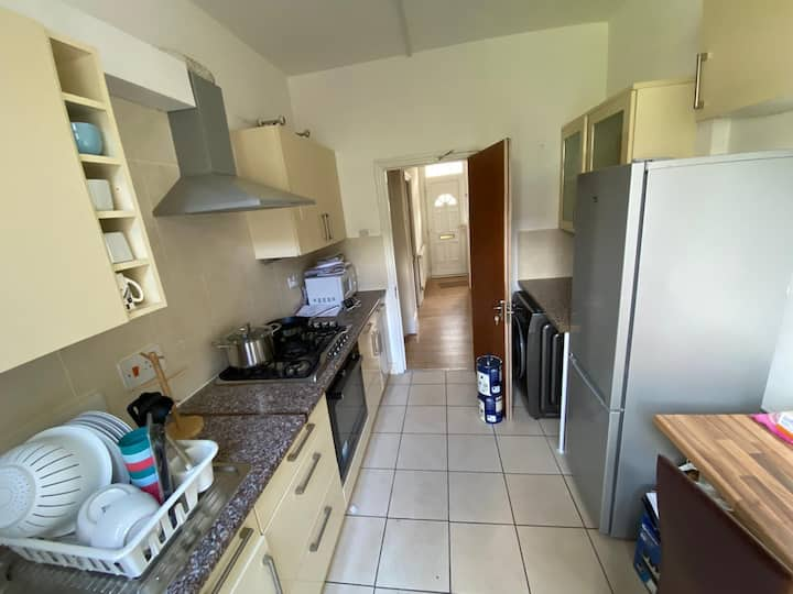 Affordable and Cosy Double room