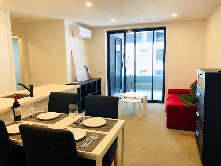 New City Living Apartment & convenience BBQ