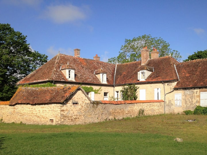 Grand Gîte de la Gissiere  Location de charme