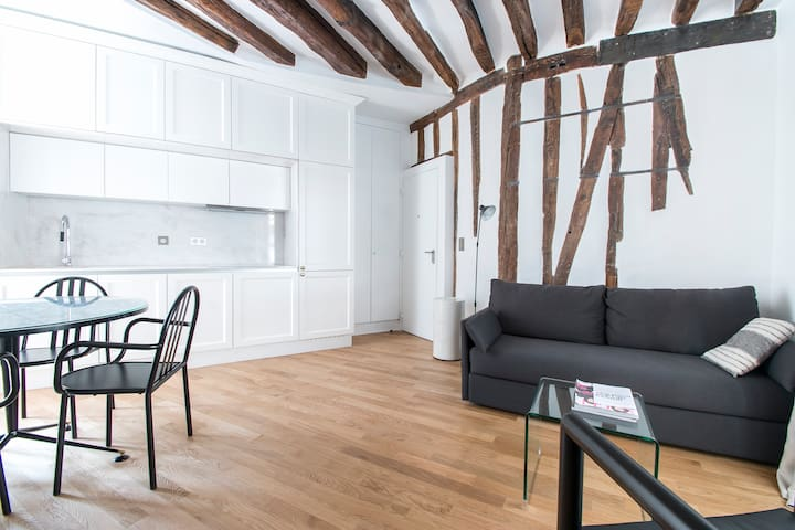 Luxury Apartment in Saint Germain des prés. II