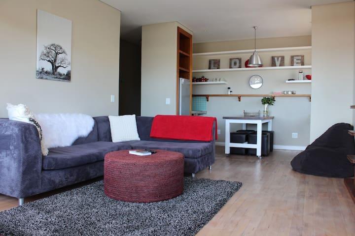 Stylish Apartment & Stunning Views