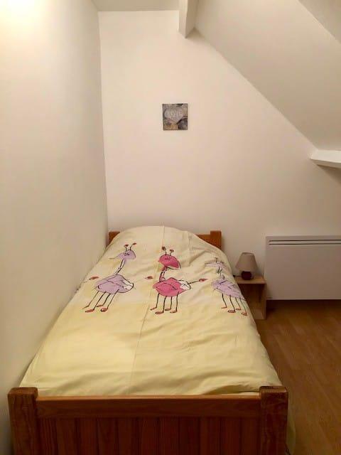 Petite chambre au calme