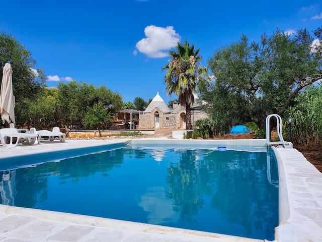 Trulli Marosa - Nature & Swimming Pool