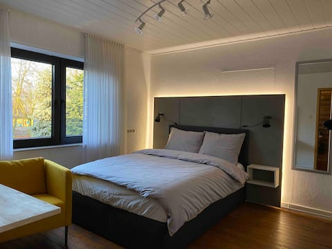 Pekná súkromná izba uprostred Bocholtu.