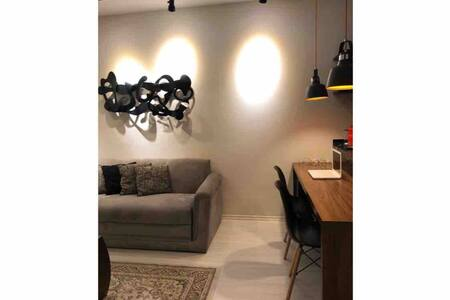Renovated Apartment in Financial District- Berrini