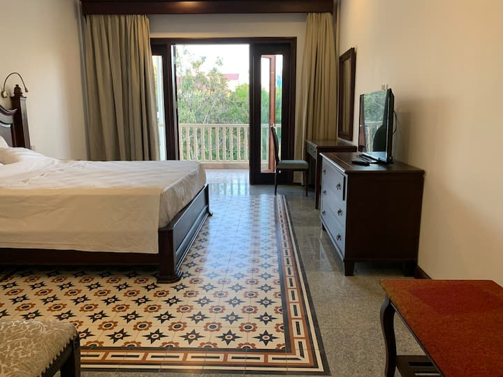 4 Star resort room at Phu Quoc