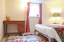 Bedroom, second view