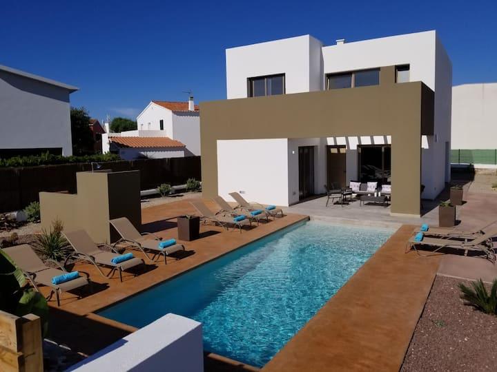 Estupenda Villa para 8 cerca de Ciutadella