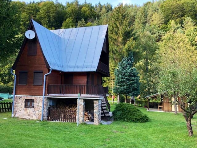 Family mountain hut for sport and relax