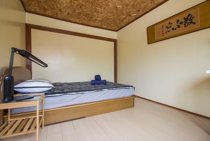 Private Room in Central Kyoto Location