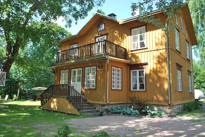B&B Kirjakkalan Ruukkikylä - Teijo, Salo - Penzion (B&B)
