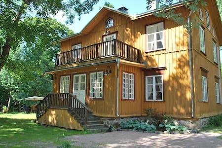 B&B Kirjakkalan Ruukkikylä - Teijo, Salo