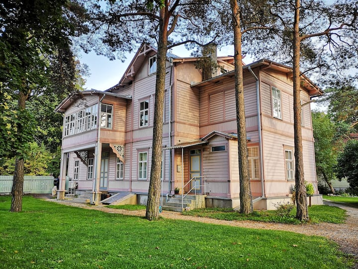 Friendly home in the heart of Nõmme, Tallinn